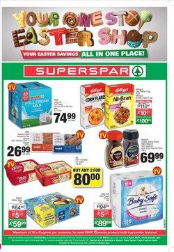 SuperSpar catalogue ( Expired )