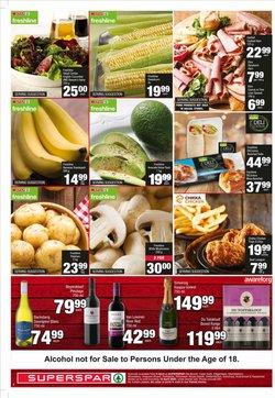 Avocado specials in SuperSpar