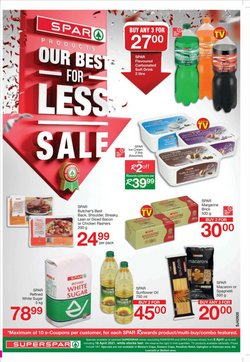 SuperSpar catalogue ( 4 days left )