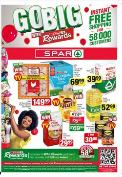 Santa offers in the SuperSpar catalogue ( 6 days left)