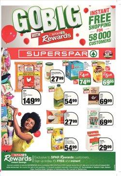SuperSpar offers in the SuperSpar catalogue ( 8 days left)