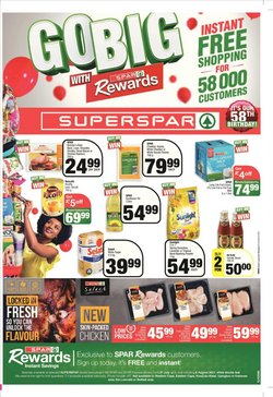 SuperSpar offers in the SuperSpar catalogue ( 1 day ago)