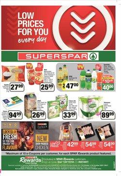 SuperSpar offers in the SuperSpar catalogue ( 2 days left)