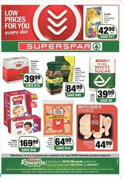 SuperSpar catalogue ( Expires tomorrow)