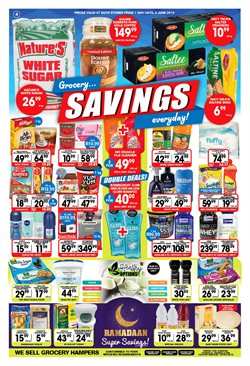Water offers in the Giant Hyper catalogue in Cape Town