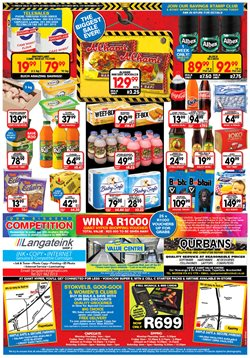 Fax offers in the Giant Hyper catalogue in Cape Town