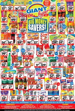 Pharmacy offers in the Giant Hyper catalogue in Cape Town