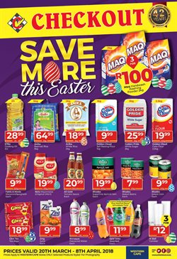 Baked beans offers in the Checkout catalogue in Cape Town
