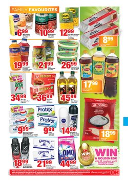 Soap offers in the OK Foods catalogue in Cape Town