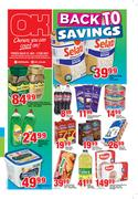 Back to school offers in the OK Foods catalogue ( 6 days left)