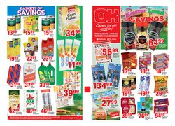Groceries offers in the OK Foods catalogue in Johannesburg ( Published today )