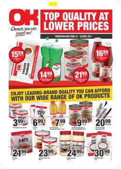 OK Foods catalogue ( Expires tomorrow )