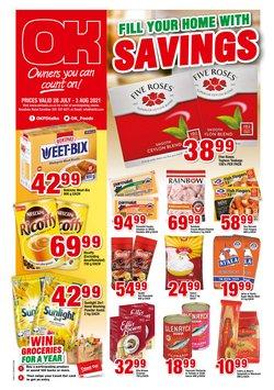 OK Foods catalogue ( 3 days left)