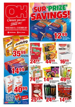 OK Foods offers in the OK Foods catalogue ( Expires today)