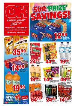 OK Foods catalogue ( Expires tomorrow)