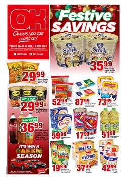 OK Foods offers in the OK Foods catalogue ( Published today)