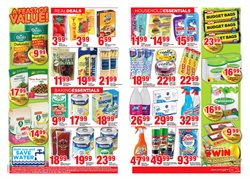 Fabric softener offers in the OK Foods catalogue in Cape Town