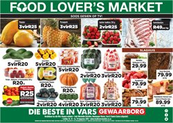 Bricks offers in the Food Lover's Market catalogue in Cape Town