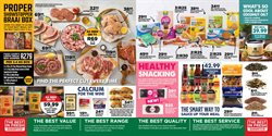 Food offers in the Food Lover's Market catalogue in Cape Town