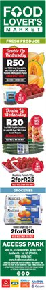 Gel nails offers in the Food Lover's Market catalogue in Cape Town