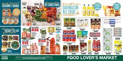 Toilets offers in the Food Lover's Market catalogue in Cape Town