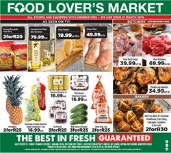 New offers in the Food Lover's Market catalogue in Cape Town