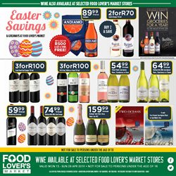 Makeup offers in the Food Lover's Market catalogue in Cape Town