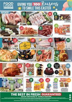 Food Lover's Market deals in the Sasolburg special