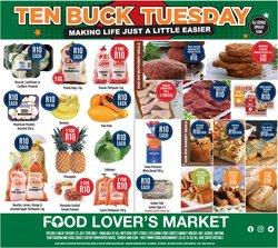 Food Lover's Market deals in the Cape Town special