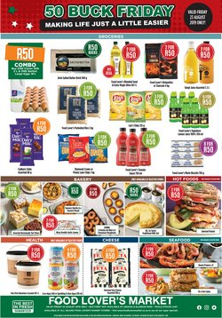 Food Lover's Market deals in the Soweto special