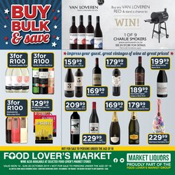 Hillfox Value Centre offers in the Food Lover's Market catalogue in Roodepoort