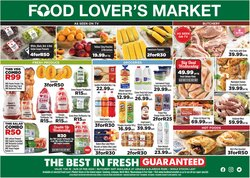 Food Lover's Market catalogue in Roodepoort ( 1 day ago )