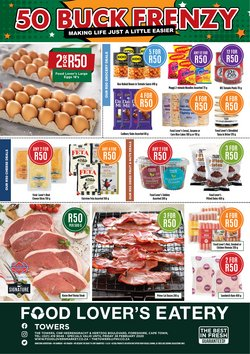 Food Lover's Market catalogue in Cape Town ( 3 days left )