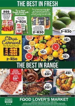 Food Lover's Market catalogue ( Expires today )