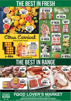 Food Lover's Market catalogue ( Expires tomorrow )