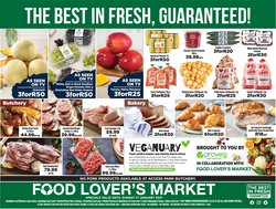 Food Lover's Market catalogue in Cape Town ( Expires tomorrow )