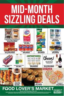 Food Lover's Market catalogue ( 2 days ago )