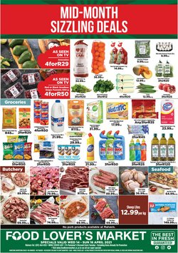 Food Lover's Market catalogue ( 1 day ago )
