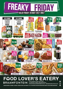 Food Lover's Market offers in the Food Lover's Market catalogue ( Expired)