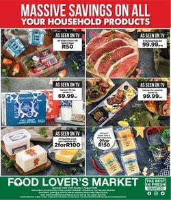 Food Lover's Market catalogue ( 2 days left)