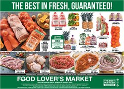 Food Lover's Market catalogue ( Published today)