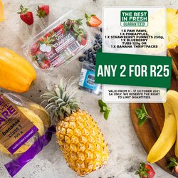 Food Lover's Market offers in the Food Lover's Market catalogue ( Expires today)
