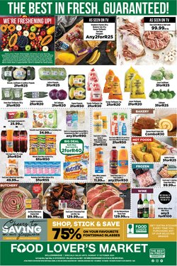 Food Lover's Market catalogue ( Expires today)
