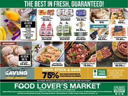 Groceries offers in the Food Lover's Market catalogue ( 2 days left)
