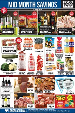 DIY offers in the Food Lover's Market catalogue in Cape Town