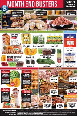 Food lovers market port elizabeth weekly specials and catalogues food lovers market deals in the port elizabeth special forumfinder Gallery