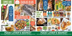 Mayonnaise offers in the Food Lover's Market catalogue in Cape Town