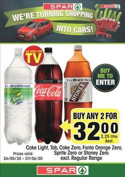 KwikSpar catalogue in Roodepoort ( 2 days left )