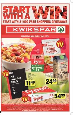 Fresh milk specials in KwikSpar
