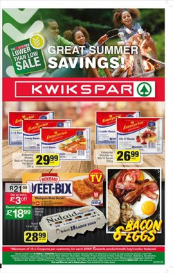 KwikSpar catalogue ( Expired )